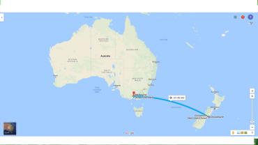 Christchurch-Melbourne